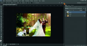 изменить размер фото в фотошопе