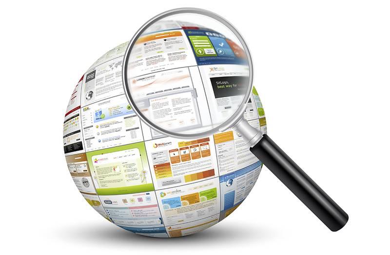 виды и типы сайтов