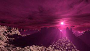 Колористика. Фиолетовый цвет