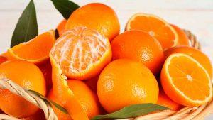 Колористика. Оранжевый цвет