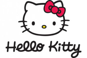логотип Hello Kitty
