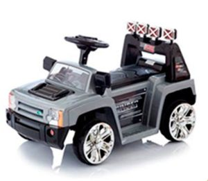 детские автомобили с электродвигателем
