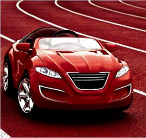 Автомобили для детей класса VIP