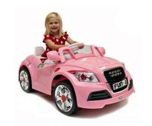 детский автомобиль для девочек