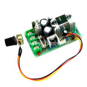 Блок управления электромотором