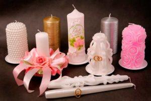 История света. Декоративные свечи