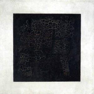 Малевич. Черный квадрат