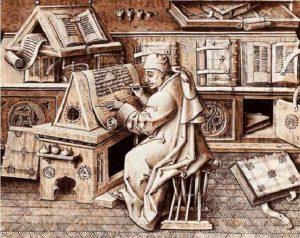 История бумаги. Средневековье