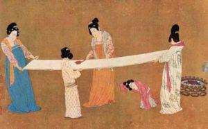 История бумаги в Китае