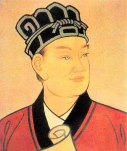 Изобретатель бумаги - Цай Лунь, китайский чиновник