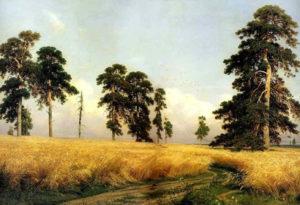 русский пейзаж. Шишкин
