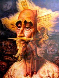 Октавио Окампо. Обман зрения или оптические иллюзии