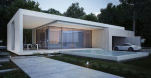 Стиль хай-тек в архитектуре