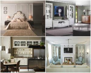 мебель в стиле неоклассика