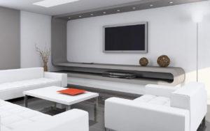 мебель хай-тек в интерьере