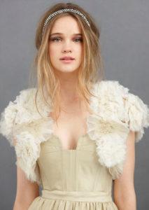 Платье в стиле рустик