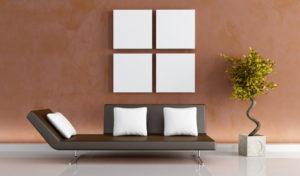 мебель в стиле минимализм в интерьере квартиры