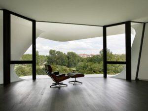 окна в стиле минимализм