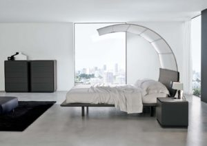 пространство стиля минимализм в интерьере