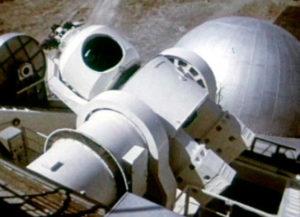 Боевой лазер. Терра-3