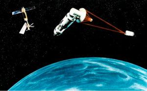 История лазера. Боевой лазер
