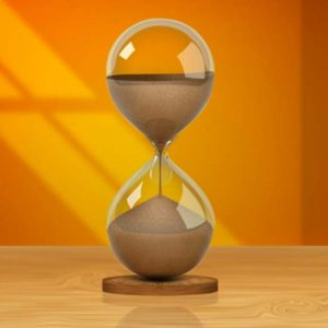 История часов. Песочные часы
