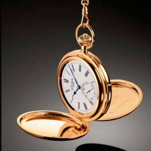 История часов. Карманные часы