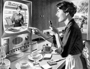 История телефона. Видеотелефон