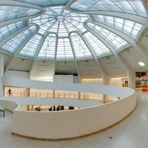 История дизайна. Ф.Л. Райт. Музей Гуггенхайма в Нью Йорке