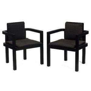 В. Гропиус. стулья