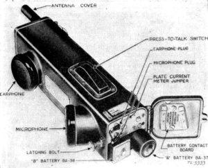 История телефона. Радиотелефон