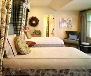 Классические стили в интерьере. Спальня в Греческом стиле