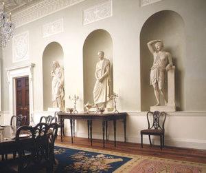 Классика в современном интерьере. Римский стиль