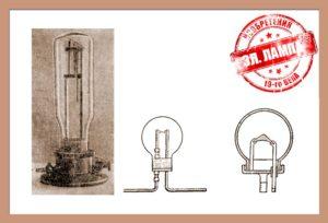 Изобретения 19 века. ЛАМПА НАКАЛИВАНИЯ