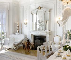 классические стили в интерьере