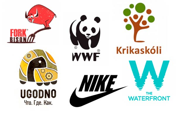 Нарисовать логотип
