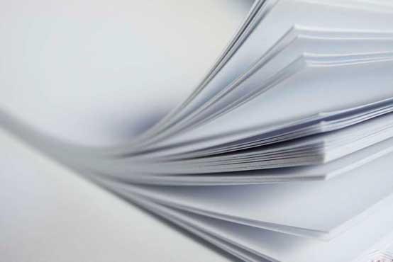 История бумаги